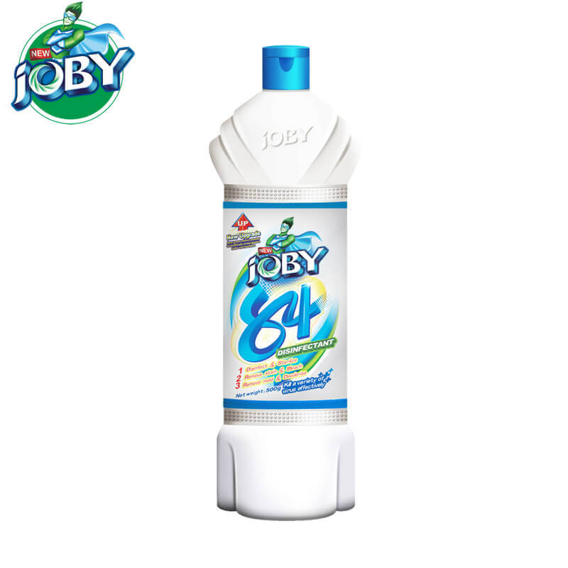 84 Disinfectant Bleach JOBY